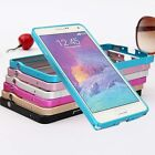 Ultra-Thin Aluminum Metal Frame Protect Bumper Case Cover For Galaxy Note 4