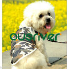 Small Dog Pet Puppy Camouflage Mesh Vest Summer Apparel Costume Poodle XS-XXL