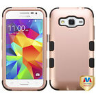 FOR SAMSUNG Galaxy Core Prime / G360 PINK GRAY TUFF SKIN ACCESSORY CASE COVER