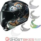 Shoei GT-Air Cog Motorcycle Helmet Matt Pinlock Ready Motorbike Sun Visor Race