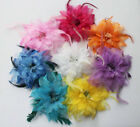 Hairpins Headdress Hair band Hair Flower Bridal Bridesmaid Feather Prom Clip