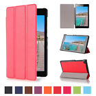 For Lenovo Tab tablet PC Smart PU Leather Magnetic Folding case Stand Flip Cover