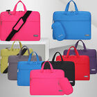 11 13 15 Inch Messenger Case Shoulder Bag With Pouch For Laptop MacBook Air/ Pro