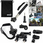 EEEKit Bicycle Bike Motorcycle Cycling Riding Mount Kit for Action Sports Camera