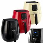 Dihl Digital Air Fryer Rapid Healthy Frying Hot Grill Roast Low Fat Oil Free