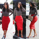 Simplee Two Piece Knitted Women Sexy Bodycon Crop Top and Skirt Celebrity Dress