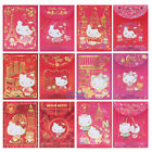SANRIO HELLO KITTY TRAVEL THE WORLD LUNAR NEW YEAR RED POCKET/ ENVELOP (9-66454)