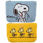 JAPAN SNOOPY KNITTING WOOL COSMETIC BAG CELL PHONG CASE