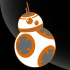 Star Wars BB-8 Three Color Decal Sticker - Choose Your Size $3.49 USD on eBay