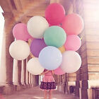 1/2x 36 Inch 90cm Large Circular Wedding Party Giant Latex Balloon Event Party
