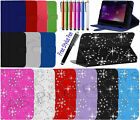 7 Inch New Folio Leather Flip Case Cover For Amazon Kindle Fire 2015 7 inch