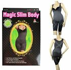 Sexy Magic Slim Body Shaper-Natural Bamboo-Butt Lift Scult Waist-Invisible Fits
