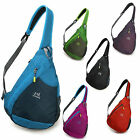 New Men women's fashion Water drop sling Chest bag Cross body Bag for tablet PC