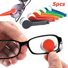 C8 US 5pc Cute Mini Glasses Eyeglass Cleaner Brush Portable Glasses Wipe