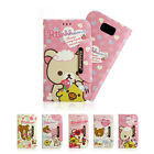 Rilakkuma New Diary Leather Wallet Cover Case For Samsung Galaxy S6 Edge Plus
