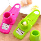 Multi-functional Grinding Ginger Garlic Press Kitchen Gadgets Slicer Cutter Tool