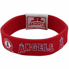 Skootz Los Angeles Angels of Anaheim Red Bracelet