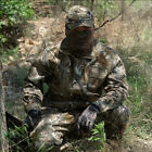 Winter Men Bionic Outdoor Coat Cotton Camouflage Hunting Clothes Ghillie Suits