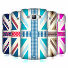HEAD CASE DESIGNS UNION JACK COLLECTION HARD BACK CASE FOR SAMSUNG PHONES 4