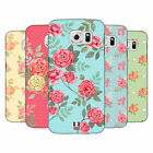 HEAD CASE DESIGNS NOSTALGIC ROSE PATTERNS HARD BACK CASE FOR SAMSUNG PHONES 1