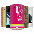 HEAD CASE DESIGNS HEADCASE MIX CHRISTMAS COLLECTION GEL CASE FOR LG PHONES 1