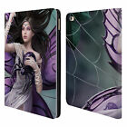 OFFICIAL ANNE STOKES DARK HEARTS LEATHER BOOK WALLET CASE COVER FOR APPLE iPAD