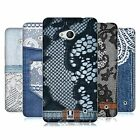 HEAD CASE DESIGNS JEANS AND LACES SOFT GEL CASE FOR MICROSOFT PHONES