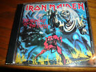 IRON MAIDEN The Number Of The Beast.ORG.Capitol 1st press CD.