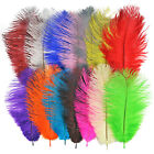 """10""""-12"""" Long Fluffy OSTRICH FEATHERS - Packs of 1, 5, 10, 20, 50 - Arts Crafts"""