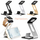 Aluminum Charging Stand Dock Holder Cradle Mount For Apple Watch iPhone 6S Plus