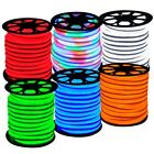 DELight 150' LED Flex Neon Rope Light Xmas Holiday Party Indoor/Outdoor Decor.