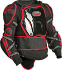 Fly Racing Black/Red Mens Youth Barricade Body Armor Suit Dirt Bike Long Sleeve