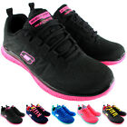 Womens Skechers Sweet Spot Flex Appeal Lace Up Running Active Trainers UK 3-8