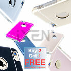 SLIM ARMOUR CASE Cover For iPhone 6 6s Plus HARDBACK Tough HEAVY DUTY SHOCKPROOF