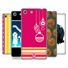 HEAD CASE DESIGNS HEADCASE MIX CHRISTMAS COLLECTION GEL CASE FOR SONY XPERIA M5