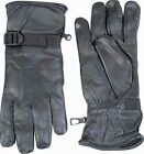 NEW WEB-TEX BRITISH ARMY SOLDIER 95 STYLE BLACK SOFT LEATHER COMBAT GLOVES,UK