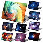 Galaxy Rubberized Hard Case Cover +KB +SP For Macbook Pro Air 11 13 15 Retina 12