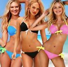 New Ladies Bikini Women SET Push-up Padded Bra Sexy Swimsuit Bathing Swimwear
