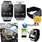 UK Bluetooth GV18 Smart Watch For Android For Samsung For iOS Sport Wristwatches