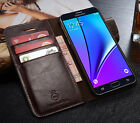 Luxury Leather Wallet Card Holder Flip Case Cover for Samsung Galaxy S7/S7 Edge