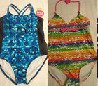 TOTAL GIRL Size 10 14 12-1/2 Plus Choice One Piece Swimsuit NWT