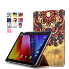Smart PU Leather Slim Magnetic Cover Case Wake For ASUS ZenPad 10 Z300C