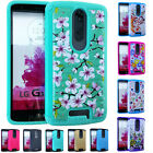 Diamond Bling Hybrid Hard Soft Cover Case for Motorola Droid Turbo 2 RHINESTONE