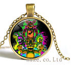 New FNAF Five Nights At Freddy's Symbol Pendant Necklace