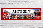 Personalized Tampa Bay Buccaneers Name Poster with Border Mat Art Decor Banner $16.5 USD on eBay