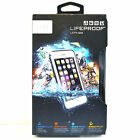 New Authentic Lifeproof Fre Series Waterproof Case For Apple iPhone 6S 6 - White