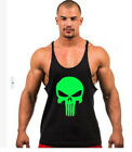 Classic Professional Men's Sports Vest Bodybuilding Fitness Cotton Gym Tank Tops