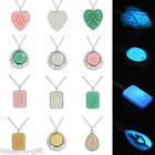Fashion Fluorescent Pendant Necklace For Women Mother's Day Gift M10335