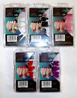 Pink Tease False Nails ~ 100 Pack Assorted Sizes ~ NO GLUE ~ Pick A Shade
