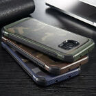 Shockproof Hybrid Rubber Hard Back Cover Case For Samsung Galaxy S7 edge Note 5